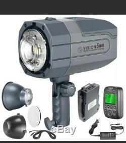 Ttl Neewer Vision5 400w Hss Sony Studio Stroboscope Speedlite New Box Ouvert