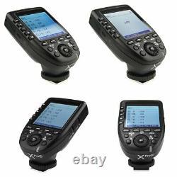 Uk Godox 2.4 Ttl Hss Ad200 Flash+ad-s2+ad-s11+ad-s7+xpro-c Trigger Pour Canon Kit