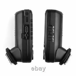 Uk Godox Ad200 Ttl Hss Flash Light Trigger Xpro-n+ad-s2+ad-s11+ad-s15+ad-s17 Kit