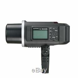 Uk Godox Ad600b Ttl 2.4g Bowens Stroboscope Outdoor Flash Pour Canon Nikon Sony