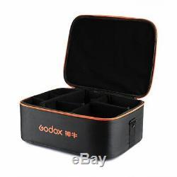 Uk Godox Ad600bm 2.4g Hss 1 / 8000s Flash Studio Strobe Bowen Kit De Montage Pour Nikon
