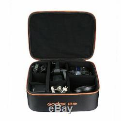 Uk Godox Ad600bm Ad600 600w Hss 1 / 8000s Gn87 Flash Studio Stroboscope Pour Sony