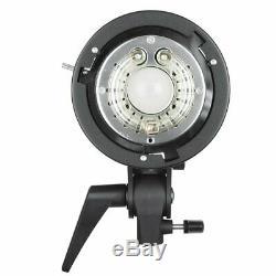 Uk Godox De 2x Sk300ii Studio Strobe Flash Light + Softbox + Trigger F Mariage
