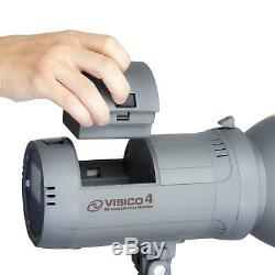 Visico 4 Studio Stroboscope Avec 801tx Trigger