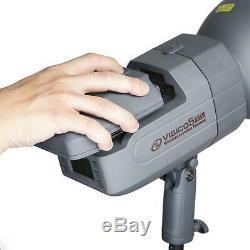 Visico 5 Studio Stroboscope Avec 818tx Canon Trigger