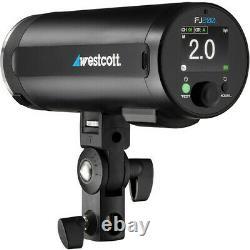 Westcott Fj-200 Lumière Stroboscopique Portative