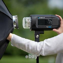 Westcott Fj Wireless Flash 2-light Portable Portrait Kit (fj80 & Fj400)