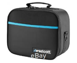 Westcott Fj400 400ws Flash Stroboscopique Avec Batterie Ac / DC (etats-unis / Non. Amérique Du Plug)