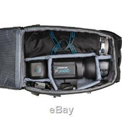 Westcott Fj400 Strobe 1-light Sac À Dos Kit Avec Universal Trigger Et Octa-s