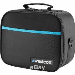 Westcott Fj400 Strobe 400ws Avec Batterie Ac / DC